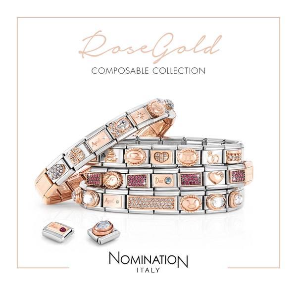 22e5671ee3e35 Nomination Italy Stockist   VJG Jewellery Worthing